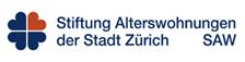 Stiftung Alterswohnungen der Stadt Zürich SAW Logo