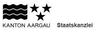 Kanton Aargau - Staatskanzlei Logo