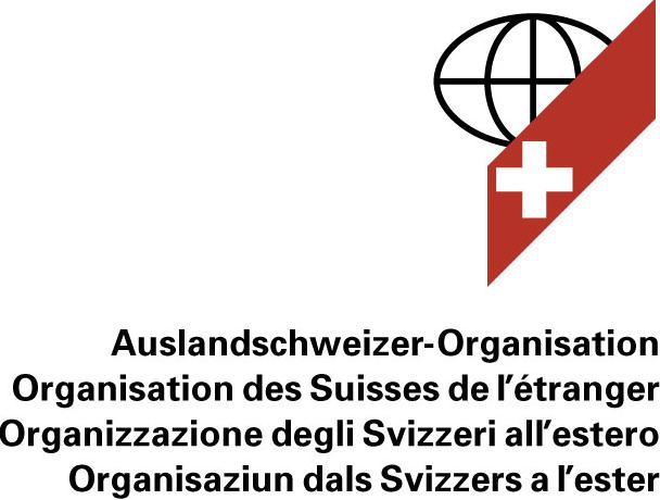 Auslandschweizer Organisation ASO Logo
