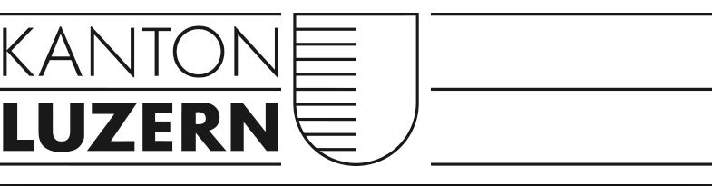 Kanton Luzern Finanzdepartment Logo
