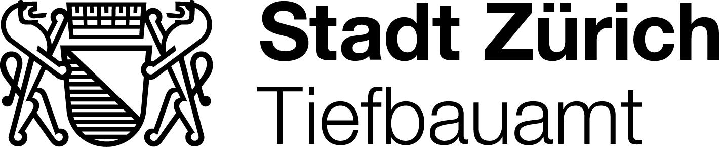 Stadt Zürich Tiefbauamt Logo