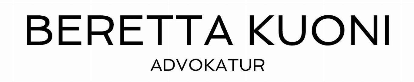 BERETTA KUONI GmbH Logo