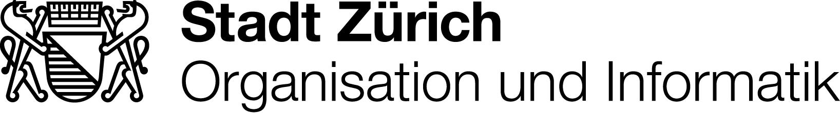 Organisation und Informatik der Stadt Zürich OIZ Logo